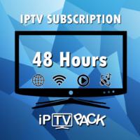 IPTV MAG Box Subscription - 7 Days Trial