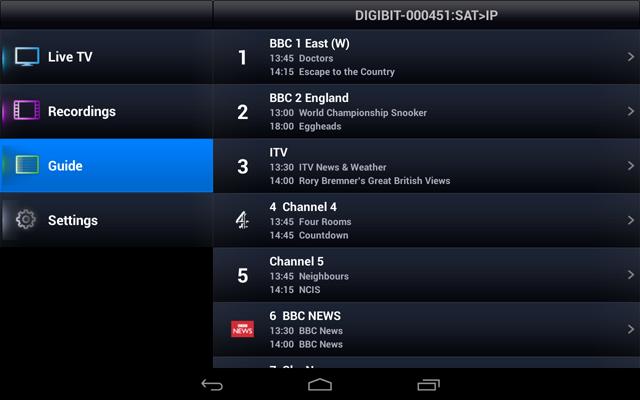 IPTV Android Box