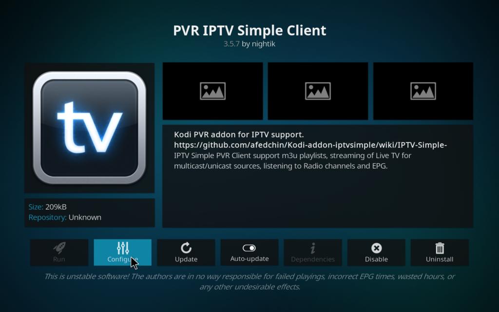 KODI on Smart TV - KODI IPTV